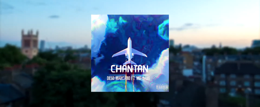 Diego Marciano – Chantan FT. MR-BANG (Prod. Yannis Wade)